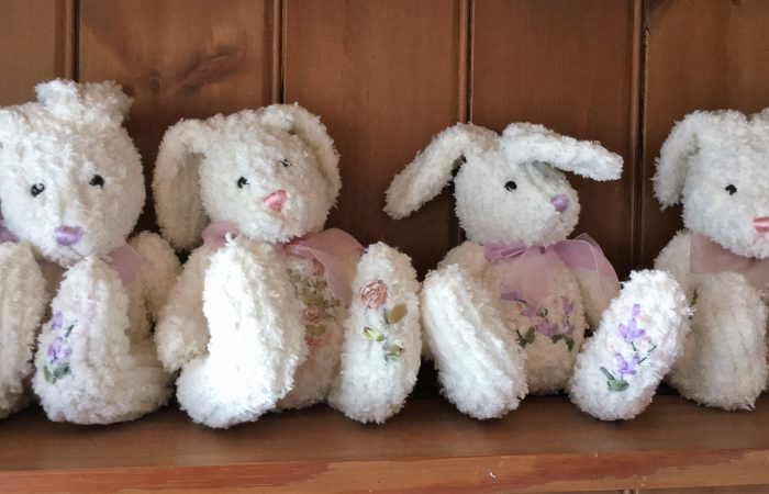 Cute Bunny Rabbit Stuffed Toys at Forgetmenotholidays
