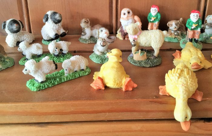 Animal Miniatures at Forgetmenot holidays