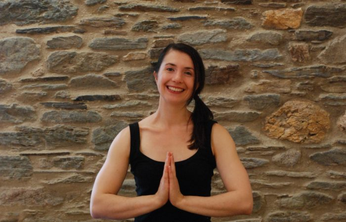 Yoga at The Rosehip Barn at Forgetmenot